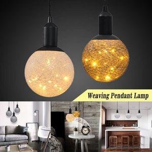 LUSTRE ET SUSPENSION LED Plafonnier - Suspension de Boule - Eclairage L