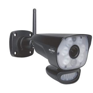 CAMÉRA DE SURVEILLANCE ELRO CZ60RIPS Color Night Vision Camera de Surveil