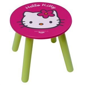 Chaise hello kitty achat vente jeux et jouets pas chers - Table chaise hello kitty ...