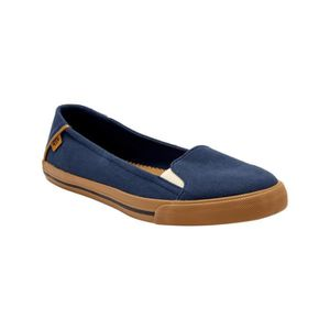 SLIP-ON Chaussures Slip-on Femme Animal Sabah Dark Bleu Fo