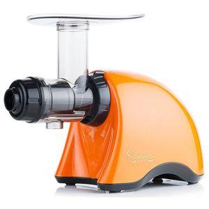 EXTRACTEUR DE JUS Sana By Omega 707 Orange - Extracteur De Jus Horiz