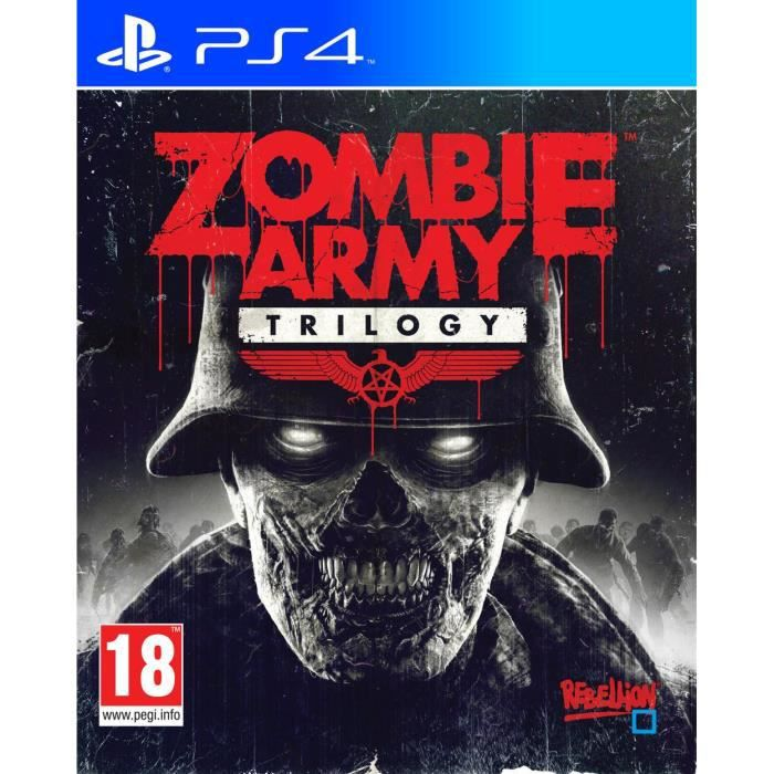 Zombie Army Trilogy Jeu PS4