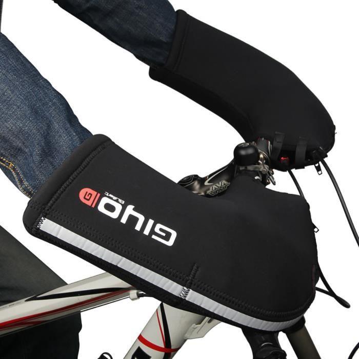 ants de cyclisme d'hiver Gants de guidon de guidon de vélo de vélo de montagne de route