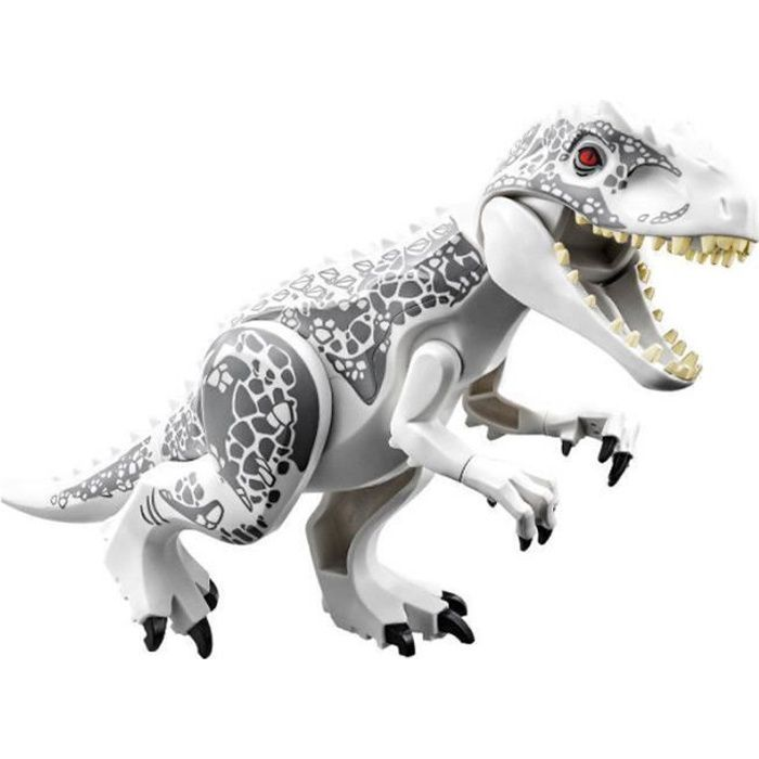 Blocs de Construction Jouet Indominus Grand Dinosaure Figurine Enfant Cadeau