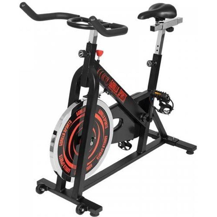 Vélo d'appartement Gorilla - indoor cycling bik...