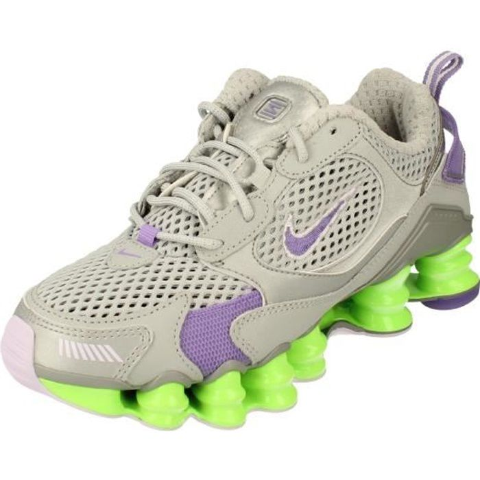 Nike Femme Shox Tl Nova Sp Running Trainers Ck2085 Sneakers Chaussures 002
