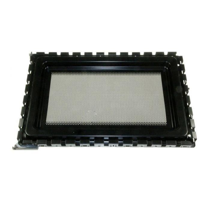 Ensemble Porte Exterieur Noir Ref DE94-02262C Pour MICRO ONDES SAMSUNG