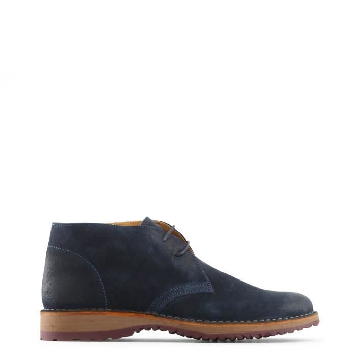 Bleu In Italia Montantes 43 Pour Homme Made Chaussures En Daim rBoCxdeW