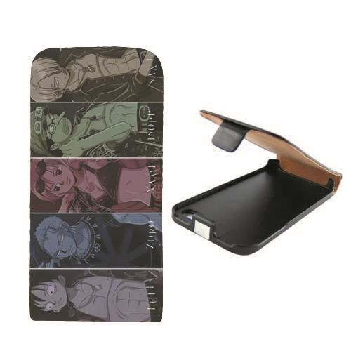 Housse cuir manga one piece iphone 4 ou 4s achat for Housse iphone 4 cuir