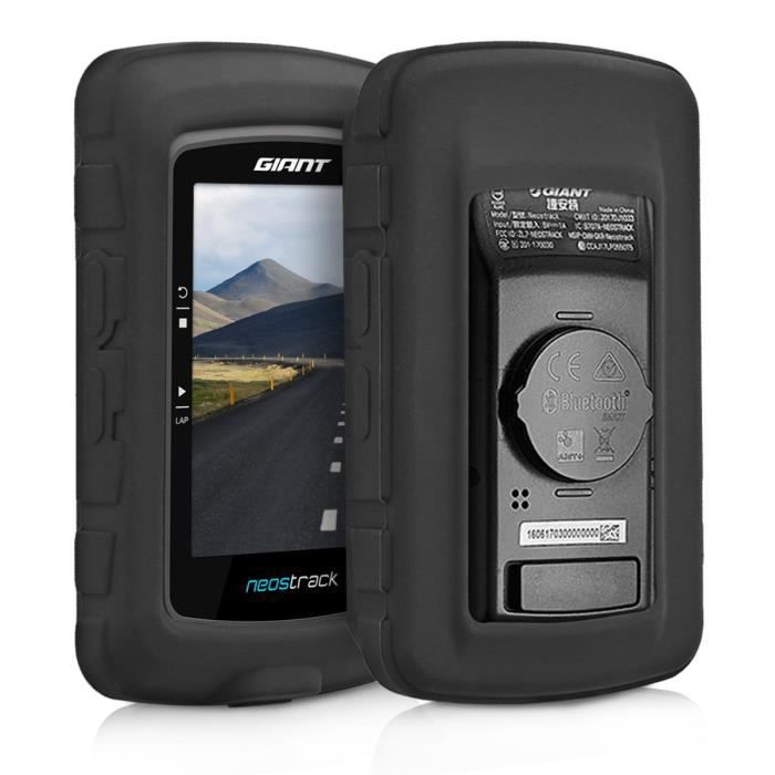 Housse GPS vélo en silicone pour navigateur Garmin Edge 820 Explore 820