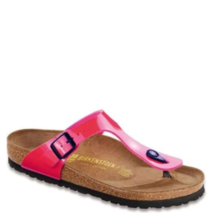 Birkenstock Gizeh Baby Red Rose Red rose IlKkrCF8e