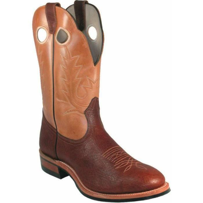 Boulet SUPER ROPERS Bicolore homme 46 Marron
