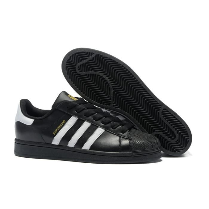 cheapest crazy price 2018 sneakers Adidas Superstar Foundation B27140 Homme Chaussures Noir ...