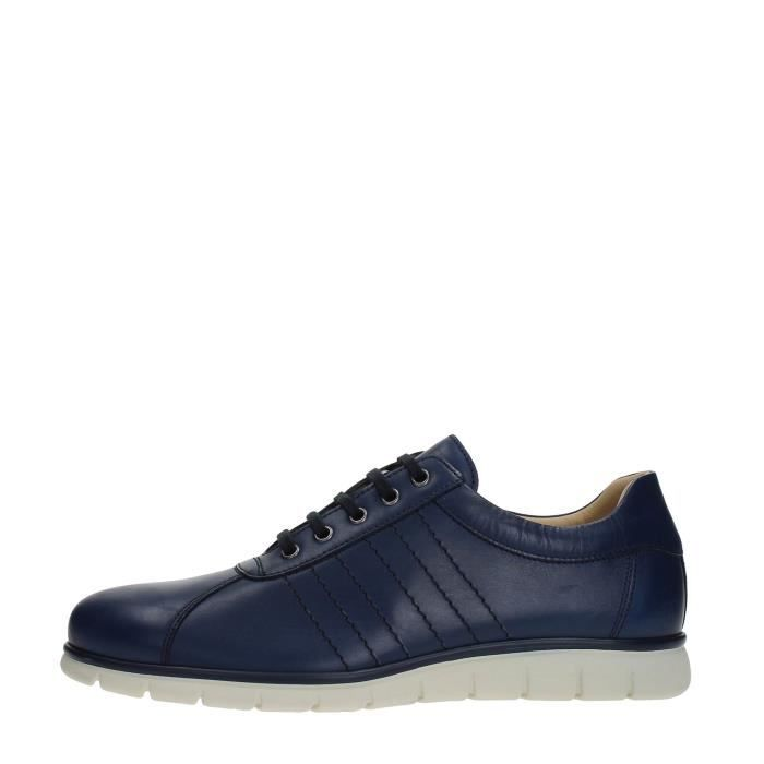 Soldini Sneakers Homme BLUE, 45