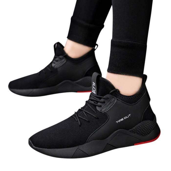 Gazelle Femme Jogging Lacets Chaussures De Sport Bottes De Course Fitness Gym Baskets