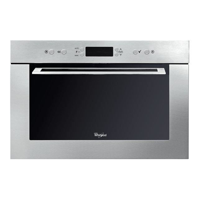 WHIRLPOOL Four Micro-Ondes Intégrable AMW715IXL Ac - Achat / Vente ...