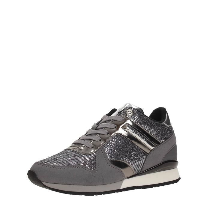 Tommy Hilfiger Sneakers Femme GREY, 39