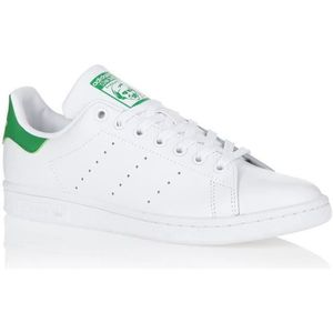 BASKET ADIDAS ORIGINALS Baskets Stan Smith - Mixte - Blan