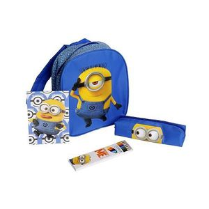 MINIONS Sac ? dos maternelle