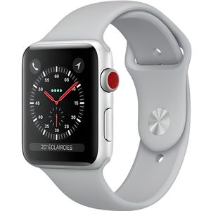 MONTRE CONNECTÉE APPLE Watch Series 3 GPS + Cellular - Boîtier 42 m