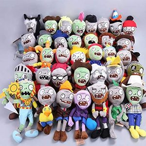 Zombies Poup/ées Peluche Figure Toys Poup/ées Plantes Peluches for Enfants Plants vs Color : A01, Size : 30cm