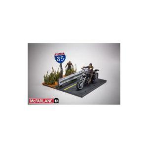 FIGURINE - PERSONNAGE Figurine Walking Dead Serie 1 - Daryl Dixon Choppe