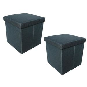pouf bleu achat vente pouf bleu pas cher. Black Bedroom Furniture Sets. Home Design Ideas