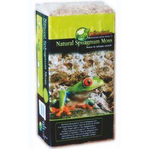 DÉCO VÉGÉTALE - RACINE Substrat pour Reptiles Natural Sphagnum Moss 1 kg