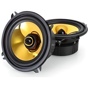 HAUT-PARLEUR DEUX ROUES auna Goldblaster 5 - Paire de haut-parleurs pour v