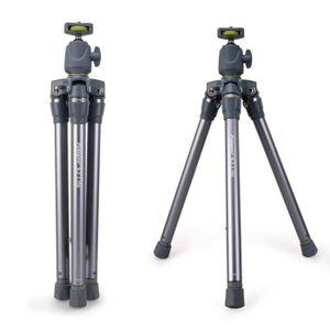 TRÉPIED Trépied ultraléger S3 Lite Gris & Vert - Fotopro