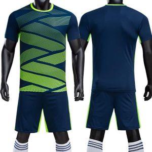 Jako maillot équipe KA Enfants Bleu Enfants Maillot Football Maillot Football SPORT Shirt