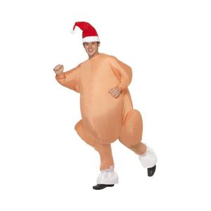 DÉGUISEMENT - PANOPLIE Costume gonflable Turkey U