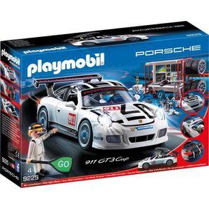 UNIVERS MINIATURE PLAYMOBIL 9225 - Porsche 911 GT3 Cup