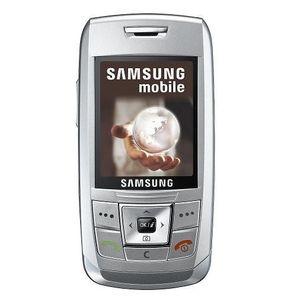 Téléphone portable SAMSUNG SGH-E250