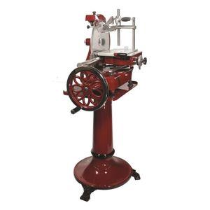 TRANCHEUSE Trancheuse manuelle Volano rouge - 35 cm