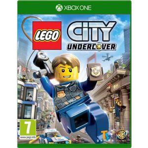 JEUX XBOX ONE LEGO City Undercover Xbox One + 2 Thumstick