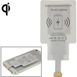 CHARGEUR TÉLÉPHONE Chargeur sans fil QI pour iPhone 7 Plus / 7/6 Plus