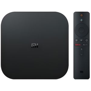 BOX MULTIMEDIA Xiaomi Mi Box S avec lecteur de streaming HDR 4K A