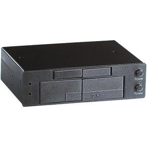 STATION D'ACCUEIL  Twin-Dock'' interne pour disque dur S-ATA