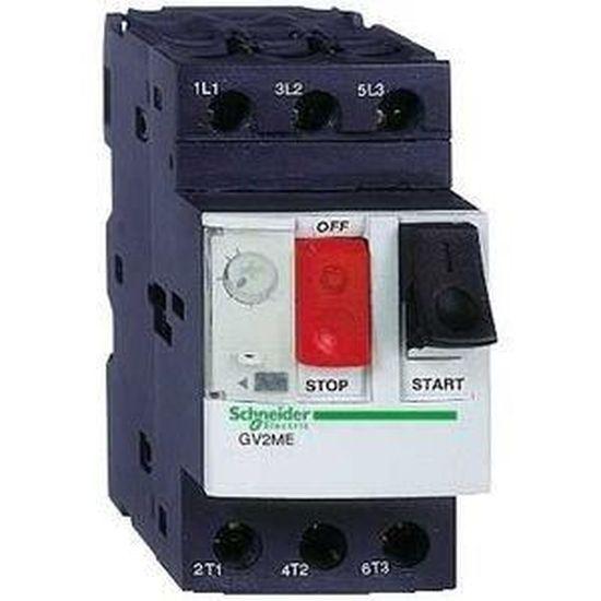 690 thermique 4-6.3A magnétique pour disjoncteur moteur 3P