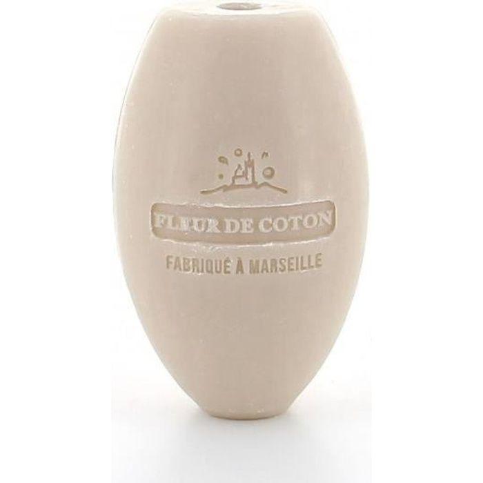 Recharge savon écolier rotatif - Fleur de Coton 240g