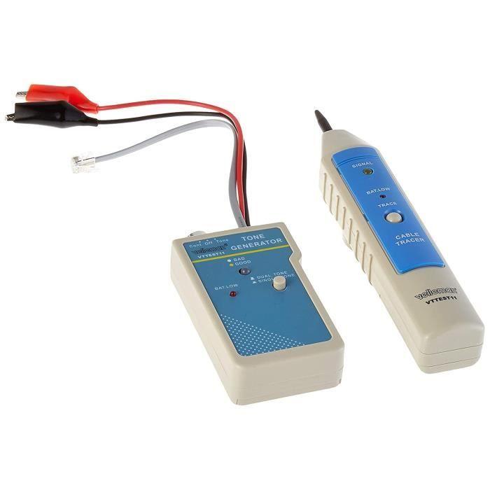 Vttest11 Détecteur de câble avec générateur de tonalité 24