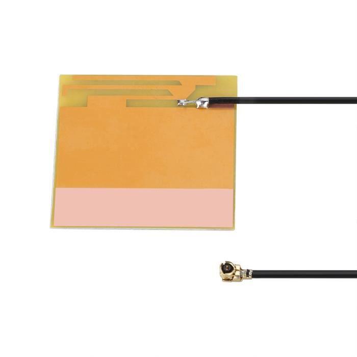 Antenne 2Pcs de haute qualité, antenne WiFi IPEX 18,1 pouces, pour ordinateur portable
