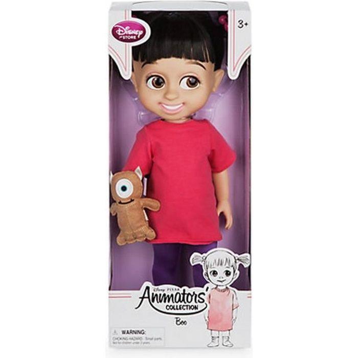 Officiel Disney Monsters Inc 41cm Boo Animator Toddler Doll Avec Mickey Teddy