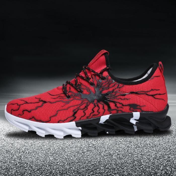 Chaussures de course running sport Compétition Trail entra?nement homme femme basket ete baskets