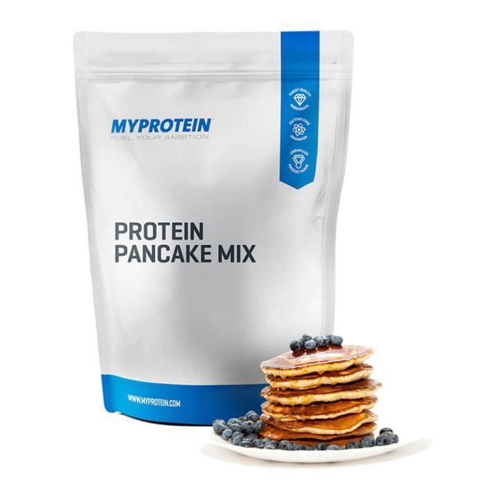 Protein Pancake Mix, Golden Syrup, 500g - MyProtein