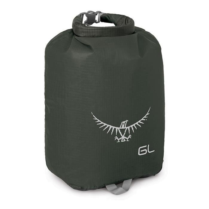 Sac étanche Ultralight Drysack 6L Shadow Grey