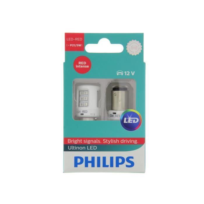 PHILIPS Ultinon LED 2 P21/5W 12V