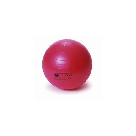 BALLON GYMNASTIQUE SWISS BALL SECUREMAX 55Cm Rouge-2281
