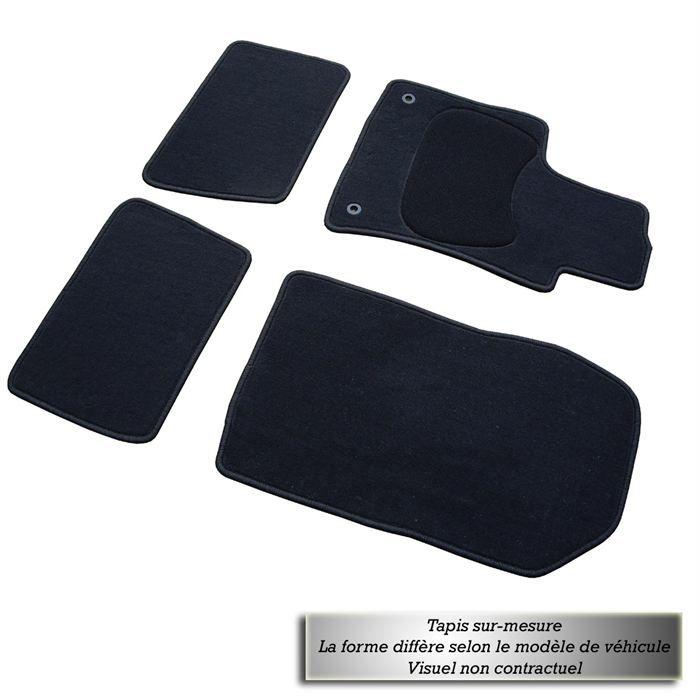 Tapis tufté sur mesure Citroen Picasso 2 ou C4